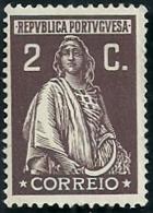 Portugal 1926 Ceres London Emission - Ceres Emissão De Londres MNH - Post