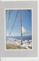 Greece Windmill Unused - Moulins à Vent