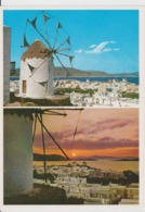 Mykonos Myconos Windmill Unused - Moulins à Vent
