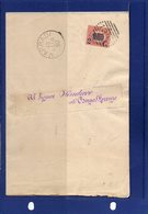 ##(DAN194)-1880- Piego Completo Di Testo  Da Marradi, Annullo Numerale A Barre 1338 Per Borgo San Lorenzo-silkworms - 1878-00 Umberto I
