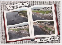 44 THARON Multivue En Forme De Livre Ouvert - Tharon-Plage