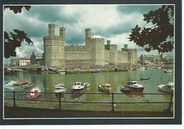 Royaume Unis : Pays De Galles : Caernarfon Castle 120X170 - Caernarvonshire