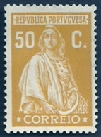 Portugal 1926 Ceres London Emission - Ceres Emissão De Londres MNH No Gum - Post