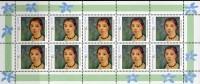 CEPT Berühmte Frauen 1996 BRD 1854 Im Kleinbogen ** 14€ Malerin Modersohn-Becker Hojita Ss Bloc Sheetlet Bf Germany - 1996