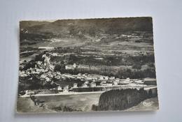 01 Dortan Le Village De Lavancia Au Fond - France