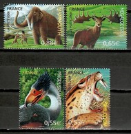 FRance 2008 Francia / Prehistoric Animals MNH Animales Prehistoricos Prähistorischen Tieren / Cu12011  36 - Sellos
