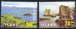 Iceland, Europa 1999, MNH Set - 1944-... Republik