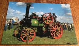 Robey 5 N.H.P., Built 1908 - Postcards