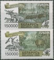 Belarus, Europa 1999, MNH Set - Belarus