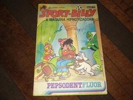 "Revista Portuguese "" Sport-Billy, Nº 16, Ano, Year 1983 - Books, Magazines, Comics"