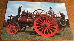 10 Ton Marshall Traction Engine - Postcards