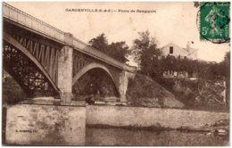 78 GARGENVILLE - Ponts De Rangiport - Gargenville