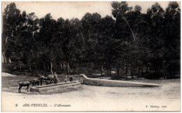 AIN-TEDELES - L'abreuvoir - Algérie
