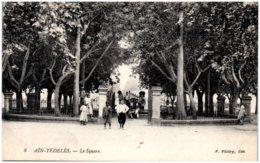 AIN-TEDELES - Le Square - Algérie