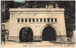 ISELLE - Imocco Della Galleria Del Semplone - Andere Steden