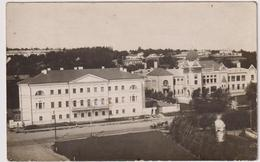 City Photo With Jewish? House,synagoge?. - Russia