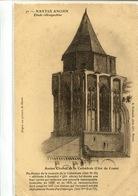 """CPA Nantes Ancien Etude Rétrospective N° 71"""" Ancien Clocher De La Cathédrale"""" - Nantes"""