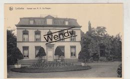 Lebbeke (kasteel Van M.V. De Naeyer) - Lebbeke