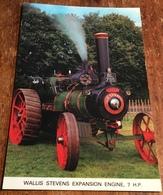 Wallis Stevens Expansion Engine, 7 H.P. - Other