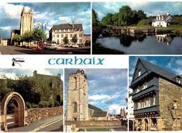 LOT N°1273 - LOT DE 11 CARTES DE CARHAIX - Carhaix-Plouguer