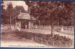 44 LA BAULE-ESCOUBLAC Entrée Du Parc Des Dryades - Animée - La Baule-Escoublac