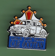 RENAULT 4CV CAR OCCITAN *** LISLE SUR TARN *** RENAULT-03 - Renault