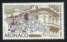MONACO , 8 Frs , Fédération Internationale D'athlétisme Amateur , 1994 , N° YT 1941 , NEUF ** - Neufs