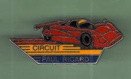 CIRCUIT PAUL RICARD N°3 *** Signe BERAUDY*** 0024 - Car Racing - F1