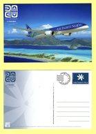 "Entier Postal ""Air Tahiti Nui"" - Interi Postali"