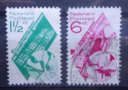 NEDERLAND  1931    Nr.  238 - 239      Gestempeld     CW  42,00 /  NVPH 2017 - 1891-1948 (Wilhelmine)
