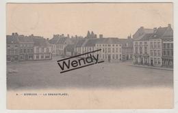 Diksmuide (la Grand'Place 1906) Uitg. Bertels N° 4 - Diksmuide