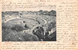 Siracusa - L'Anfiteatro - Siracusa