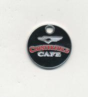 CAFE CHESTERFIELD - Jetons De Caddies
