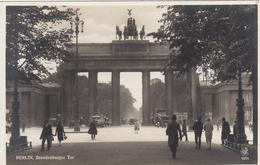Berlin, Brandenburger Tor Ngl #F7193 - Sin Clasificación