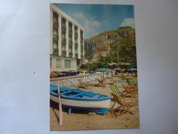 """Cartolina Viaggiata """"TERRACINA PALACE HOTEL"""" 1993 - Italia"""