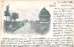 Roma Rome - Via Appia 1902 - Autres