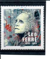 Yt 508o  Leo Ferre - France