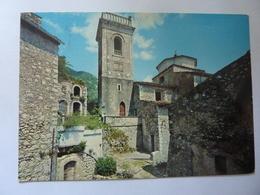 """Cartolina Viaggiata """"S. DONATO VAL  DI COMINO"""" 1997 - Italia"""