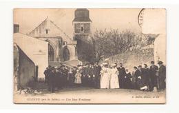 OLONNES UNE NOCE VENDEENNE 85 - Sonstige Gemeinden