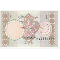 Billet, Pakistan, 1 Rupee, 1983, Undated (1983), KM:27l, NEUF - Pakistan