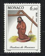 MONACO , 6 Frs , Noel , Santons De Provence , Saint Joseph , 1994 , N° YT 1959 , NEUF ** - Neufs