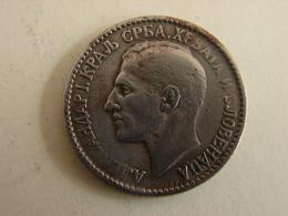 1 DINAR 1925. - Yougoslavie
