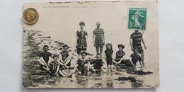 Plage De Chatelaillon, Avant Le Bain, 1910 - Châtelaillon-Plage