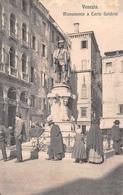 Venezia Venice - Monumento A Carlo Goldoni - Venezia (Venice)