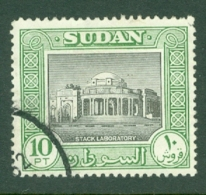 Sdn: 1951/61   Pictorial   SG137    10P     Used - Sudan (...-1951)