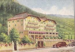 SAINT VINCENT GRAND HOTEL MIRAMONTI AUTENTICA 100% - Altre Città