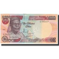 Billet, Nigéria, 100 Naira, Undated (1999), KM:28b, SPL - Nigeria