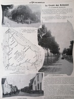 1902 LE CIRCUIT DES ARDENNES - UN AUTODROME RATIONNEL - BASTOGNE - LONGLIER - HABAY LA NEUVE - Journaux - Quotidiens