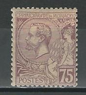 Monaco Mi 19 * MH - Neufs