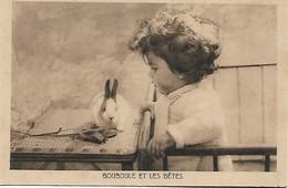 CPA Bouboule Et Les Bêtes - Cartes Humoristiques